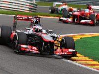 Formel 1- reglerna, bilarna och stallen