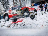 Viktiga motorsporter i Sverige